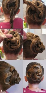 1000 ideas dance hairstyles