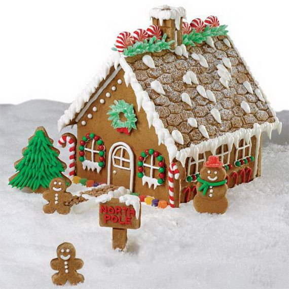 The 110 Best Images About Gingerbread Houses On Pinterest