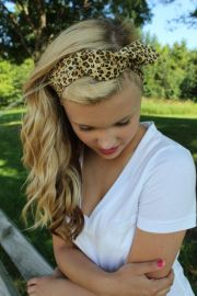 ideas cheetah hair