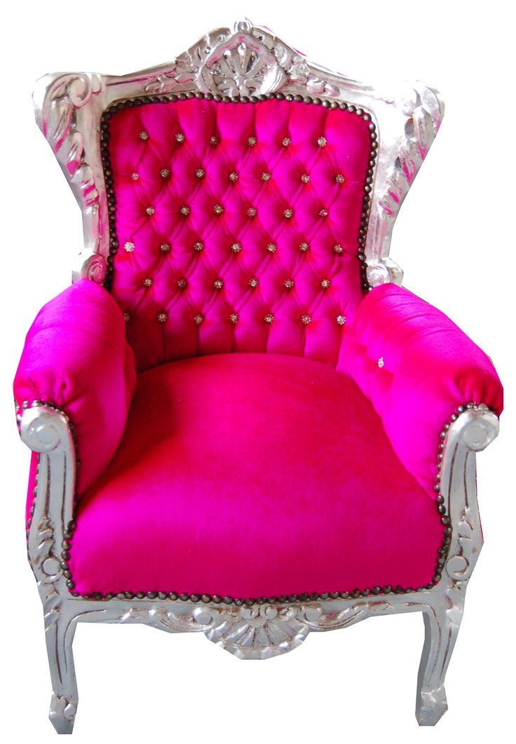 Hot Pink Room Designs  Cool chairs for cool kids by