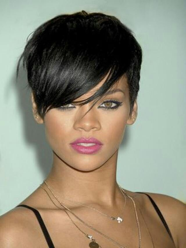 25 best ideas about Rihanna pixie cut on Pinterest  Rihanna short haircut Rihanna pixie and