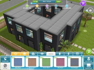 freeplay sims plans play floor stilts cool houses designs thesims simsfreeplay saw variation sim