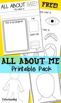 17 Best images about All About Me on Pinterest | Free ...