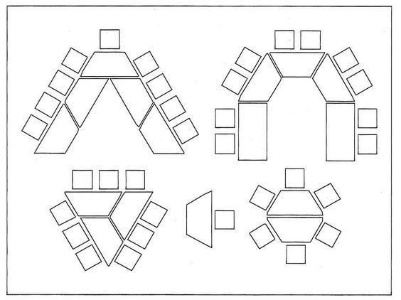 25+ best ideas about Classroom table arrangement on