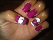 chanel nails design ideas