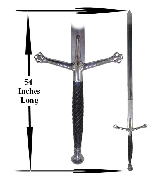 36 best Knights Swords images on Pinterest
