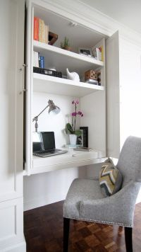 25+ best ideas about Computer Armoire on Pinterest | Craft ...