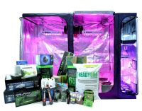 4' x 9' Perpetual Harvest Multi-Chamber Grow Tent Kit ...