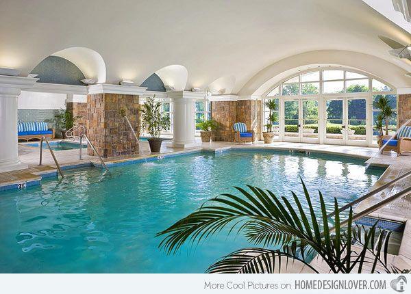 19 Best Images About 18 Rejuvenating Indoor Pool