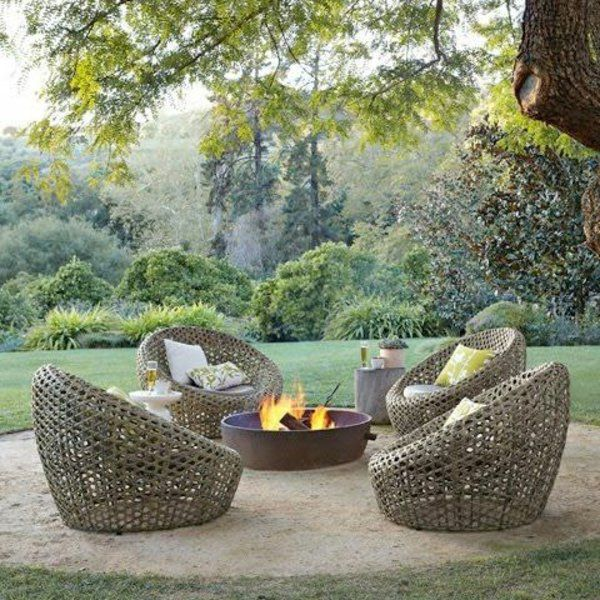 Mobel Outdoor Loungemobel Design Ideen Bilder L | Sichtschutz, Möbel