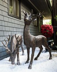 1000+ images about Christmas deer ideas on Pinterest ...