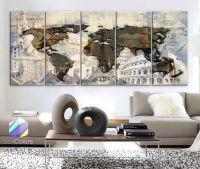 1000+ ideas about Travel Wall Decor on Pinterest | World ...