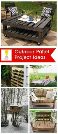 40 best images about Gardening with Pallets on Pinterest