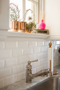 1000+ ideas about White Tile Backsplash on Pinterest