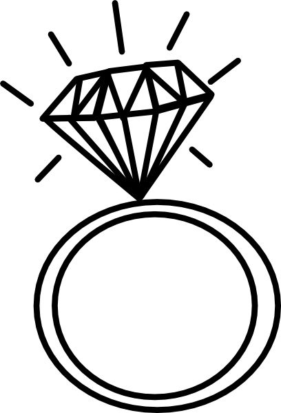 25+ Best Ideas about Wedding Ring Drawings on Pinterest