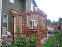 17 Best ideas about Deck Privacy Screens on Pinterest