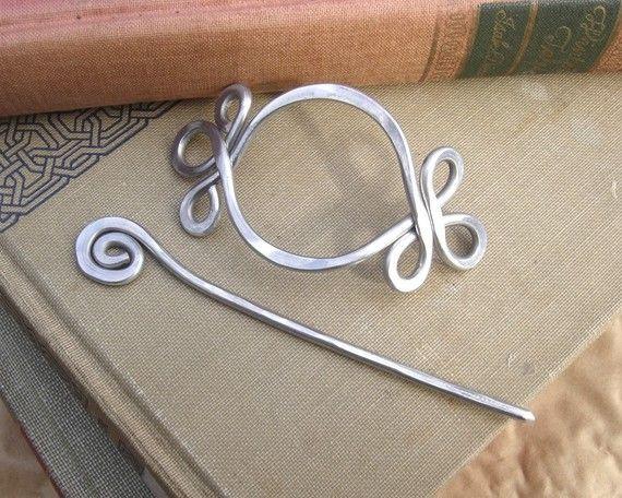 17 Best images about Celtic pins & shawls on Pinterest