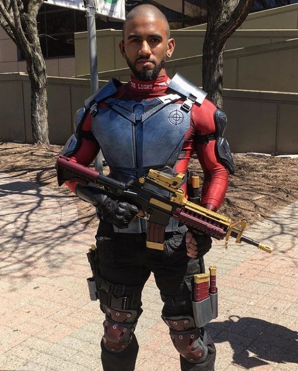 17 Best ideas about Deadshot Costume on Pinterest