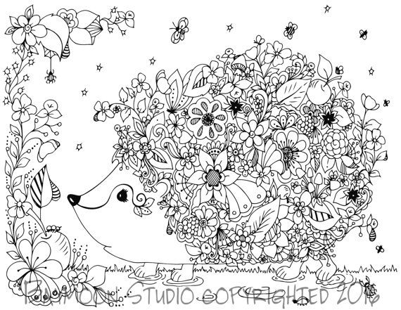 1313 best images about Adult colouring on Pinterest