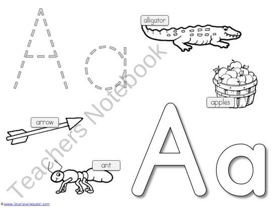 310 best images about alphabet on Pinterest