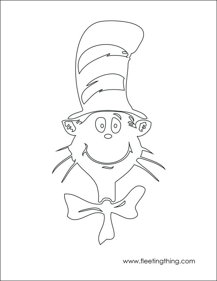 17 Best images about Cat in the Hat Rainbow Song Colouring