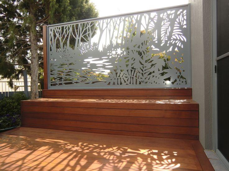Timber Garden Seat