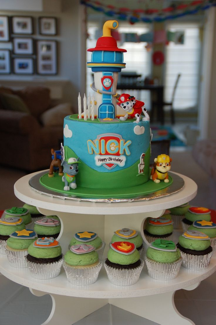 49 best images about Paw Patrol birthday ideas on