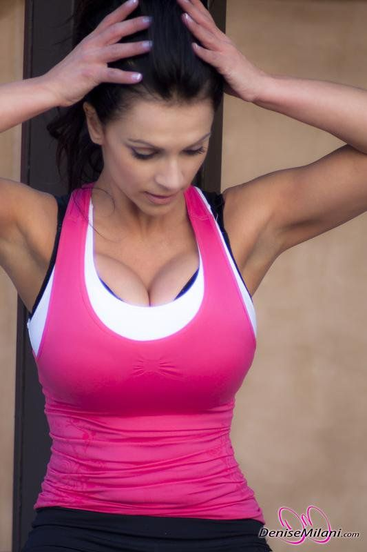 90 Best Images About Denise Milani On Pinterest Limo