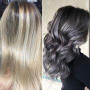 1000 ideas dark silver hair