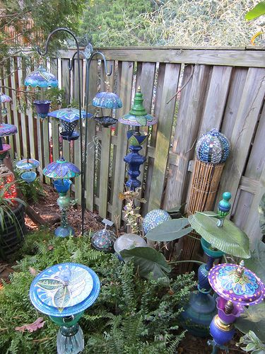 801 Best Images About GARDEN ORNAMENTS On Pinterest Gardens