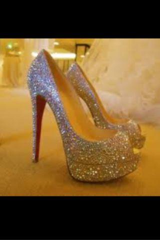 1000 images about sweet 16 heels on Pinterest  Silver sparkly heels Platform high heels and Kohls