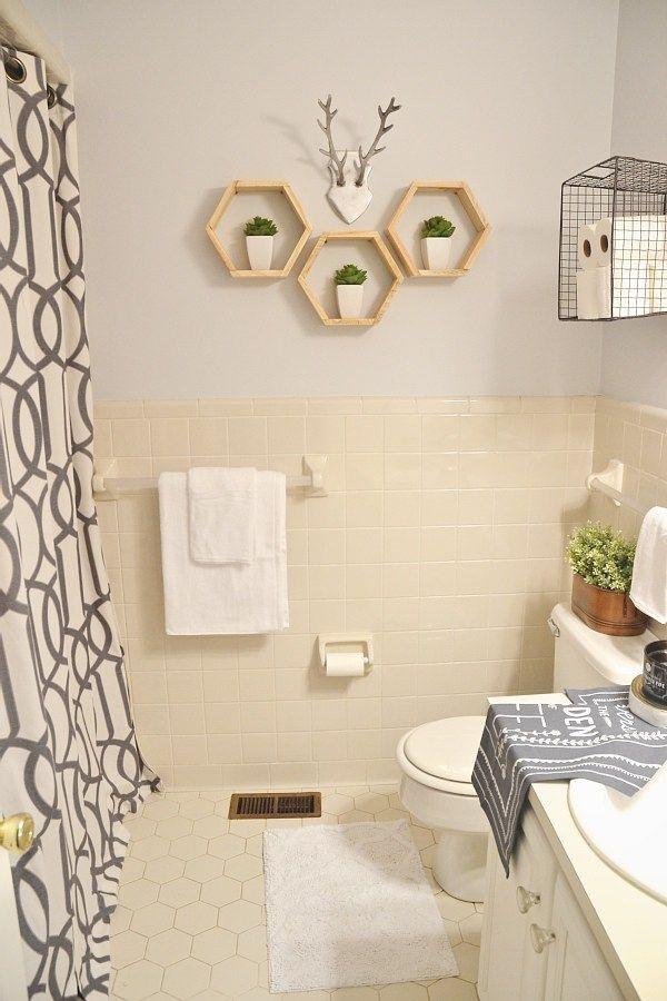 Best 25 Bathroom wall decor ideas on Pinterest