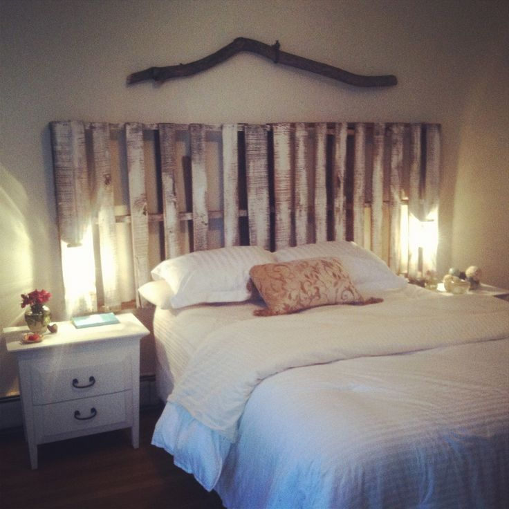 17 Best images about Pallet Beds  Headboards on Pinterest