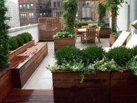 17 mejores imgenes sobre Roof Garden en Pinterest ...
