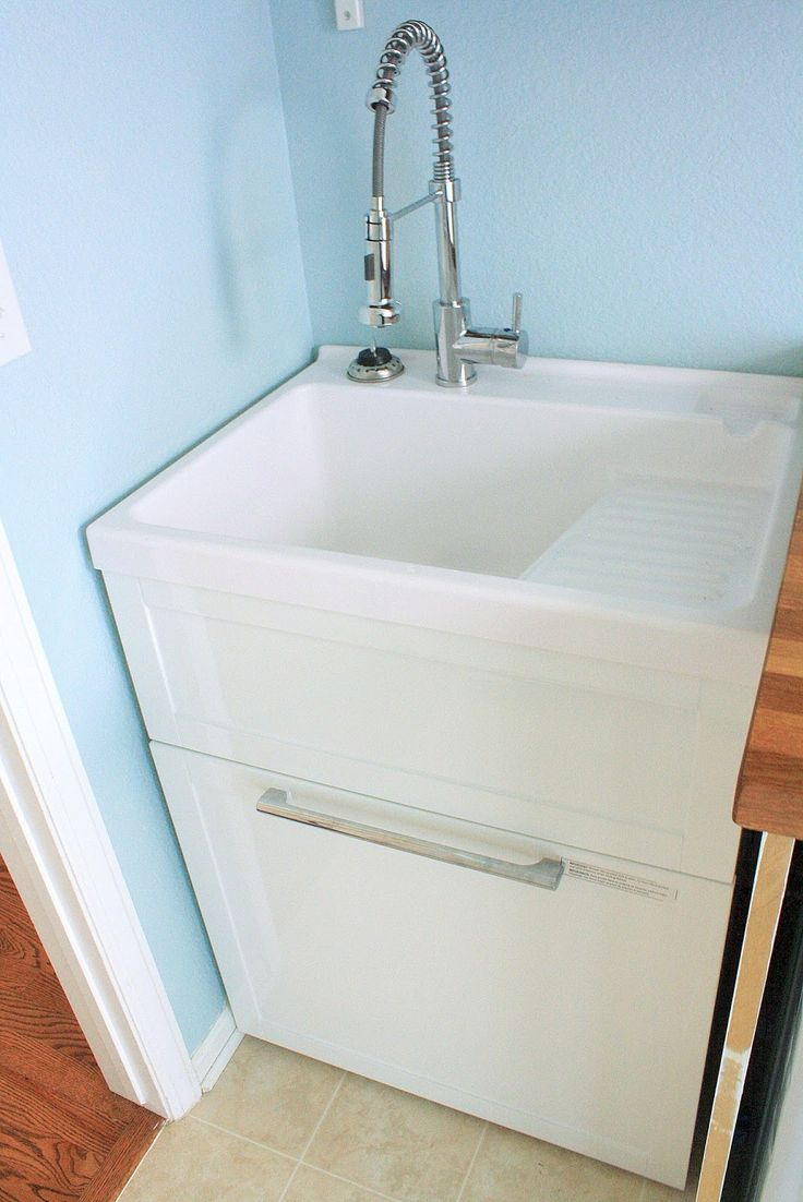 25 best ideas about Laundry Tubs on Pinterest  Utility