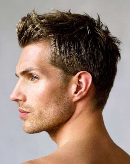 25 Best Ideas About Short Hairstyles For Men On Pinterest Men's
