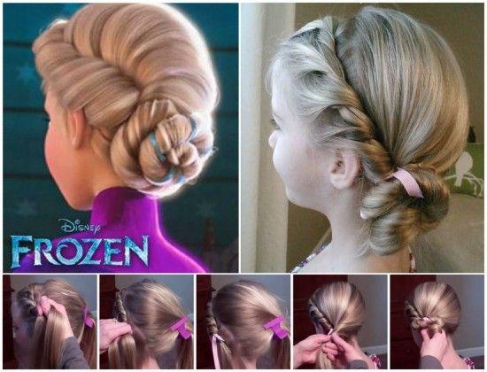 25 Best Ideas About Frozen Hair On Pinterest Frozen Hairstyles