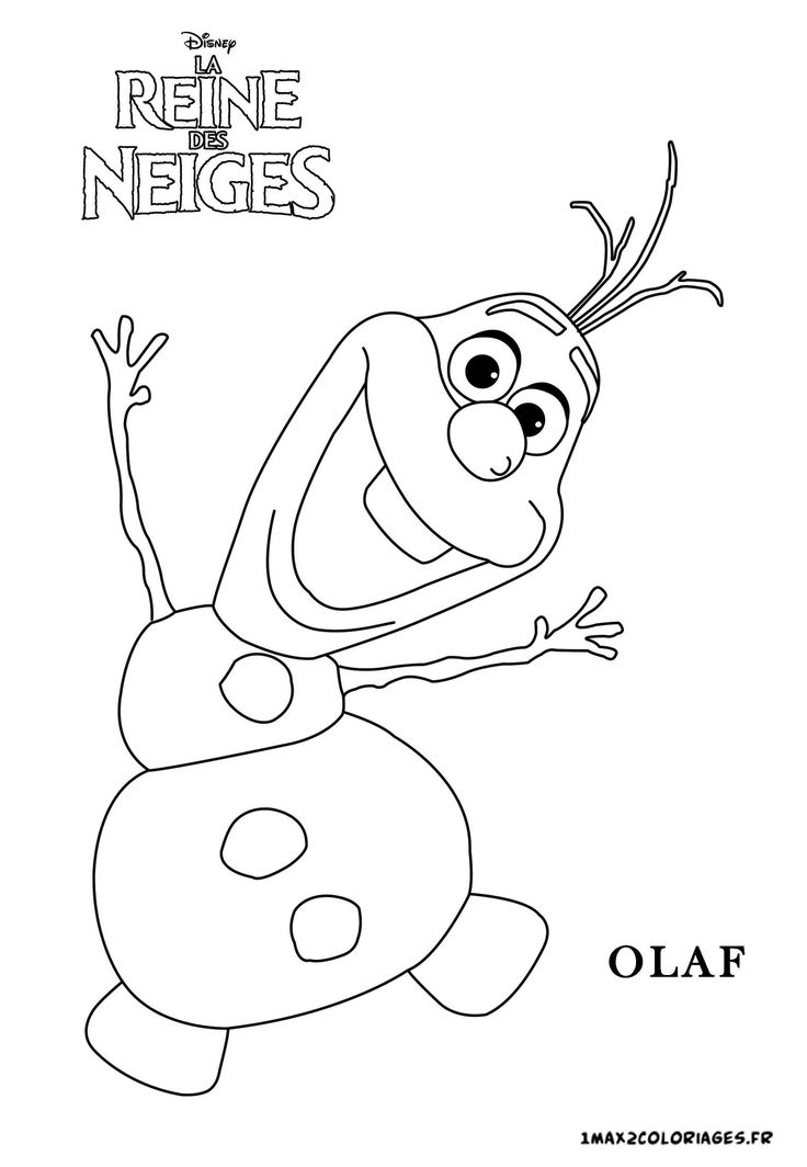 17 Best ideas about Frozen Coloring Pages on Pinterest