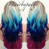 Best 25+ Hair tips dyed ideas on Pinterest