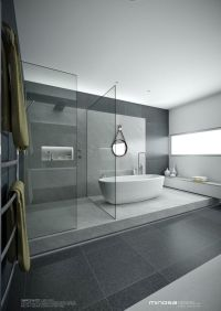 Best 20+ Grey modern bathrooms ideas on Pinterest