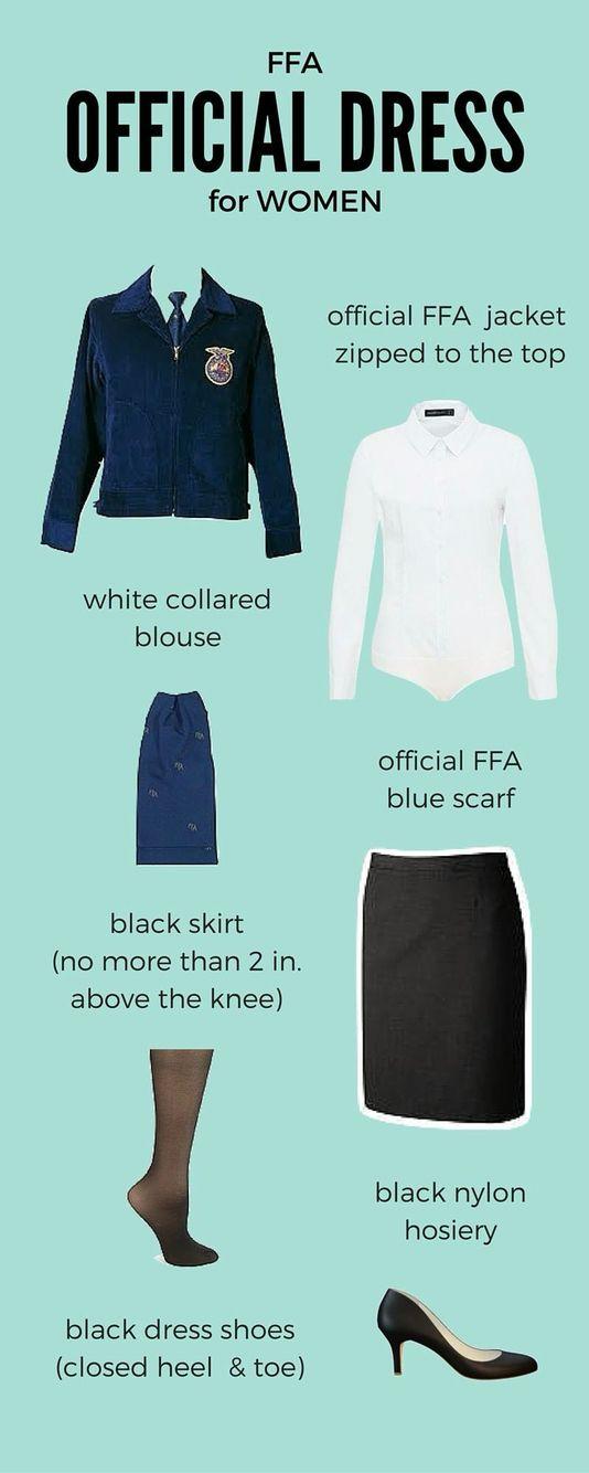 Ffa Official Dress Female