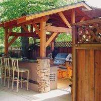 17 Best ideas about Covered Outdoor Kitchens on Pinterest ...