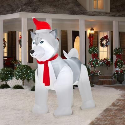 1000 Images About Fun Christmas Inflatables On Pinterest