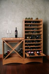 Custom Wine Cabinet Build - WoodWorking Projects & Plans