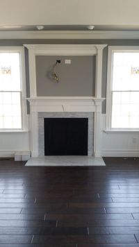 Best 25+ Gas fireplace mantel ideas on Pinterest | White ...