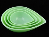 308 best images about on Pinterest | Mixing bowls, Green ...