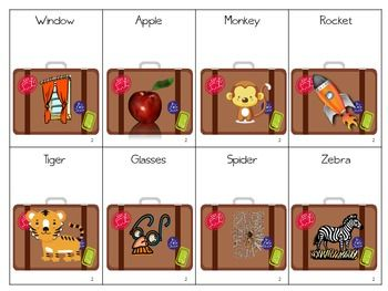 Images About Slp Multi Syllabic Word Freebies On