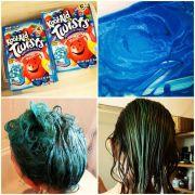 dye hair kool aid
