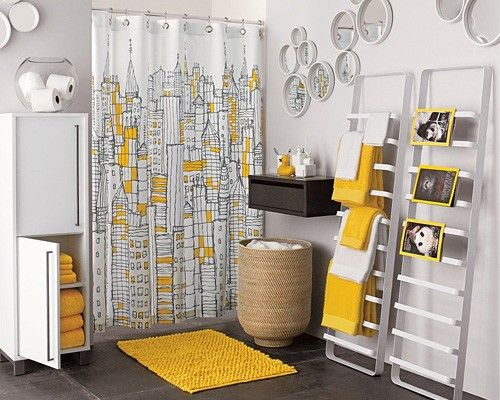 25+ Best Ideas About Yellow Bathroom Decor On Pinterest