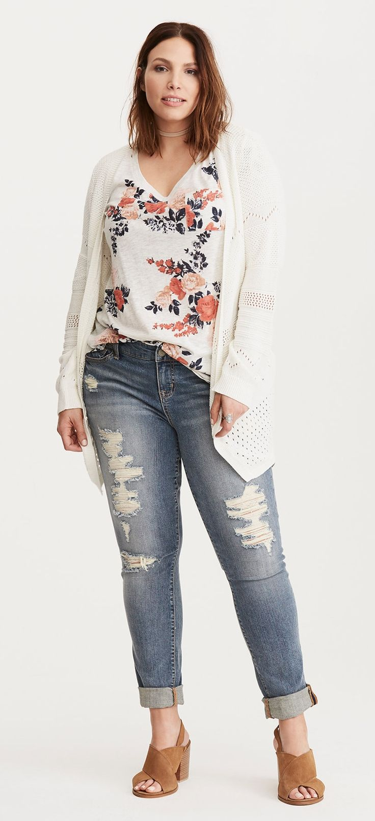 25 best ideas about Plus size casual on Pinterest  Plus size style Womens plus size style